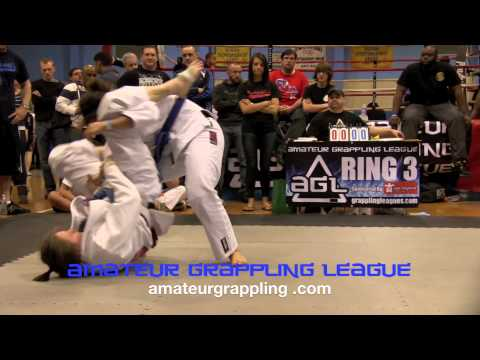 Amateur Grappling League™ - AGL 4 Highlight Video - Submission Fighting Judo Jiu-Jitsu Wrestling Image 1