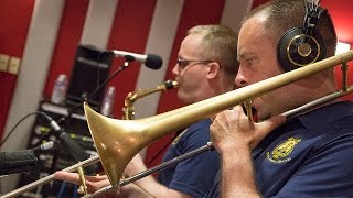 56th Army Jazz Band 39 So What 39 Live Studio Session