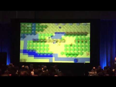 [GDC 17] The Legend of Zelda: Breath of the Wild 8 bit