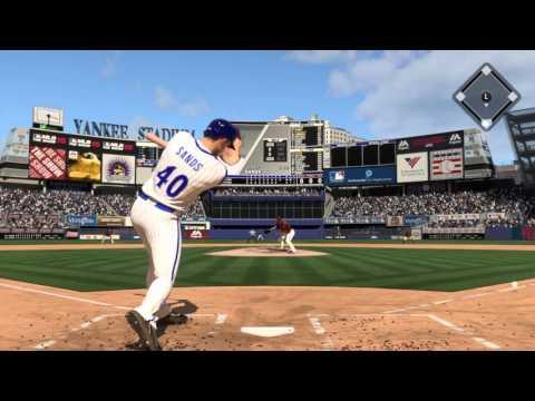 MLB 15 THE SHOW PS4 2016 WORLD BASEBALL CLASSIC --GROUP A-- #5 VENEZUELA  14  #17 ISRAEL  0
