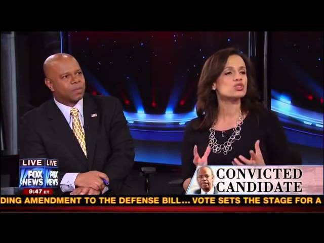 Convicted Candidate for Rep. Jesse Jackson Jr.'s seat on Hannity - 11-29-12