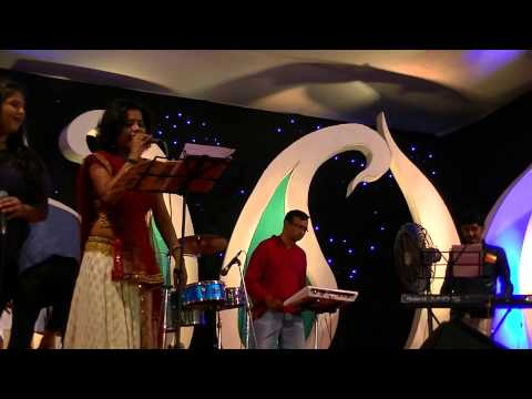 Alka Mandakini Performer Navratri 2012 Rabaran Rudki