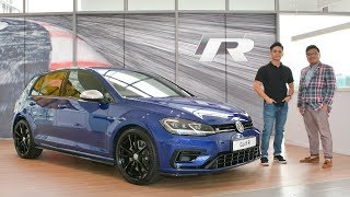 FIRST LOOK: 2018 Volkswagen Golf 1.4 TSI, GTI and R Mk7.5 in Malaysia - RM156k-RM296k