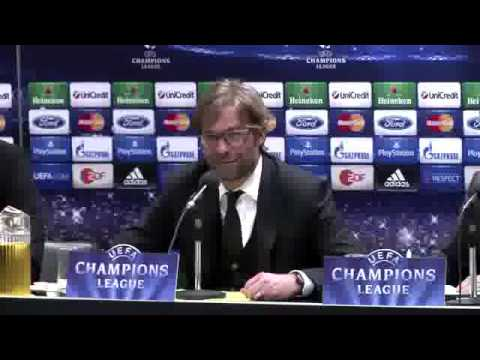 Klopp extremely proud of Dortmund progression