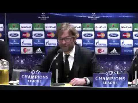 Klopp extremely proud of Dortmund progression