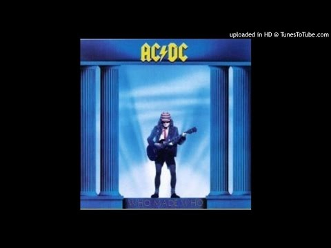 AC/DC - Chase the ace