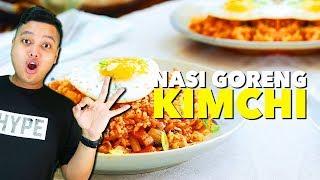 NAGIH BANGET !! MASAK NASI GORENG KIMCHI !!