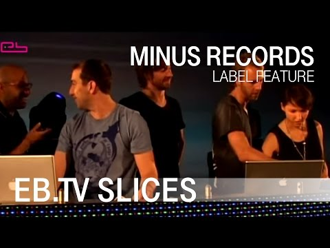 Label Feature: Minus Records (Slices Issue 3-08) Music Videos
