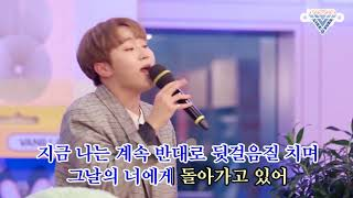 [Engsub] 180423 SEVENTEEN's Boo Seungkwan Singing While Cleaning Up by Like17Subs