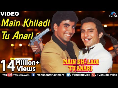 Main Khiladi Tu Anari (main Khiladi Tu Anari) video