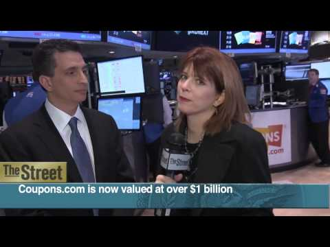 Coupons.com Issues No Discounts for Stock After its Hot IPO
