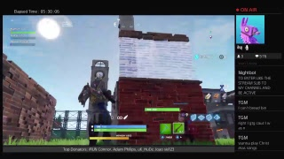 Fortnite Battle Royale//STW IS DOWN?!?!//Playing With Subs