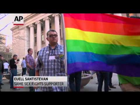 Utah Gay Marriage Law Going to Federal Court