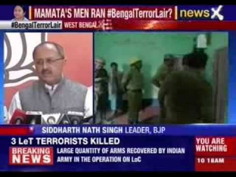 TMC second terror link after Saradha exposed