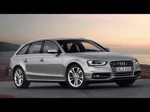 Audi S4 Avant Quattro, обзор