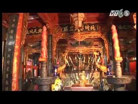 Thăng Long tứ trấn: Đền Quán Thánh