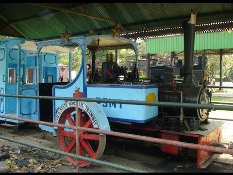 Delhi Railway Museum - Indian Railway History.