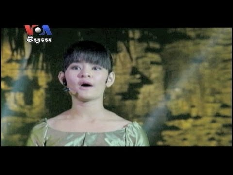 Soprano Singer Looks To Elevate Khmer Music