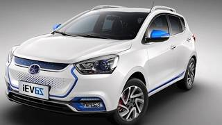 Upcoming Electric Cars in Pakistan | Jac IEV 6S in Pakistan