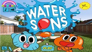 The Amazing World of Gumball: Water Sons Walkthrough 1-24 All