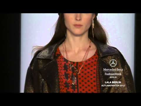 Lala Berlin Show Mercedes-Benz Fashion Week Berlin A/W 2012