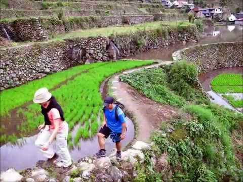 Banaue Travel, Philippines