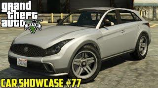 GTA V: Fathom FQ2 SUV | Car Showcase #77