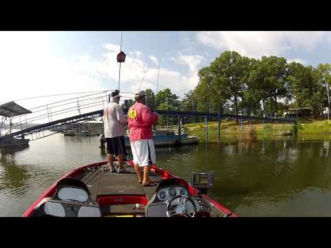Tips for Bass Fishing around Boat Docks