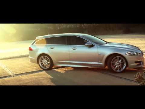 Jaguar XF Sportbrake, промо