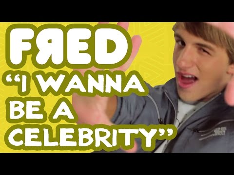 Fred Figglehorn - I Wanna Be a Celebrity - Official Music Video