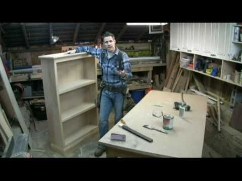 bookcase plans kreg jig