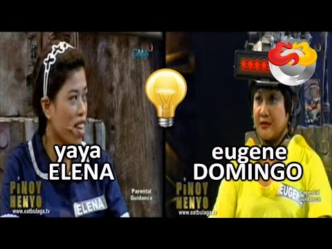 Pinoy Henyo: Eugene Domingo and Yaya Elena