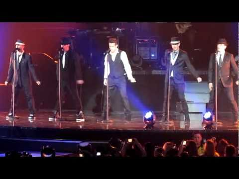 Nkotbsb - Please Don't Go Girl - Toronto video