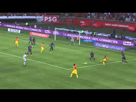 [Man of the Match] VS Paris Saint-Germain - Dani Alves