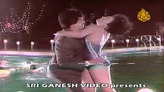 Disco Shanthi Hot Item Song || Avathara Purusha || Ee Raathri Pooja Samaya || Kannada