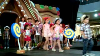 Mossimo Kids Philippines, Kiana's fashion show FINALE