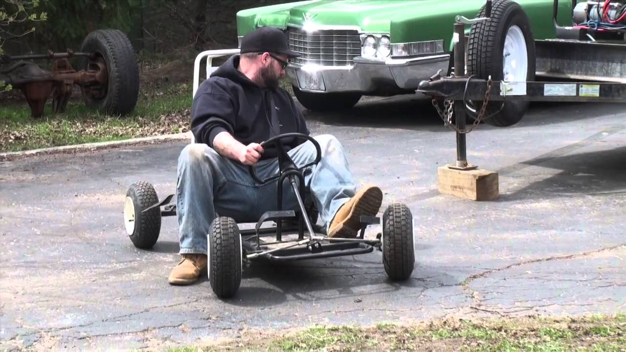 Briggs Stratton Com >> gokart TEST & TUNE Briggs & Stratton RAPTOR 5hp flathead engine THUNDERKART - YouTube