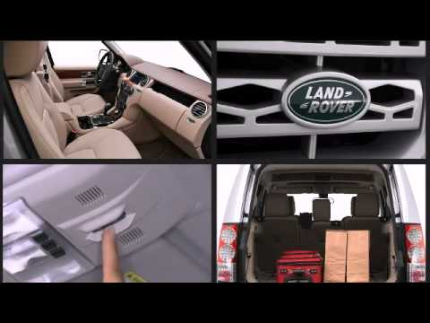 2012 Land Rover LR4 Video