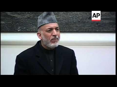 Afghan leader blasts US over probe into shootings
