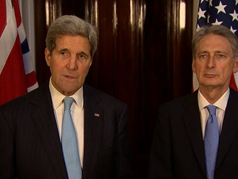Kerry: Israel Synagogue Attack 'Pure Terror'
