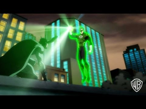 Justice League: War -