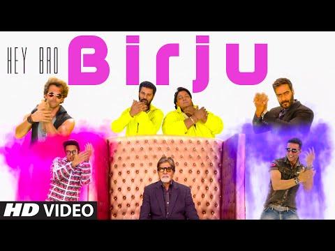 'birju' Video Song | Mika Singh, Udit Narayan | Ganesh Acharya, Prem Chopra | T-series video