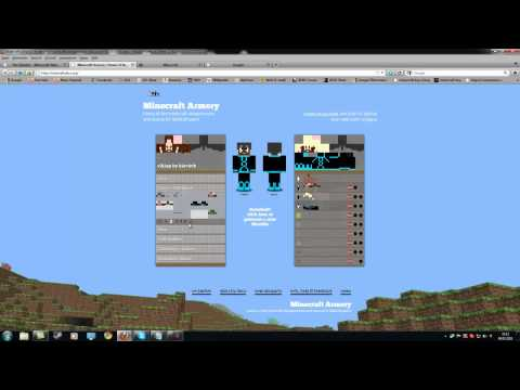 Minecraft Skin (Aussehen) ändern  (German)(HD) Music Videos