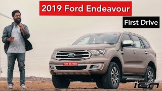 Ford Endeavour 2019 Review - Dune Bashing, Off-Roading & Lot More!