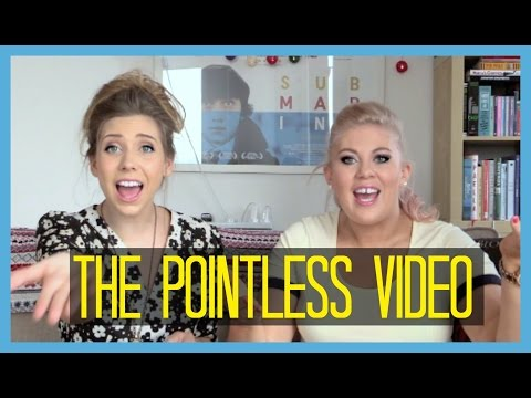 The Pointless Video | Sprinkle of Glitter