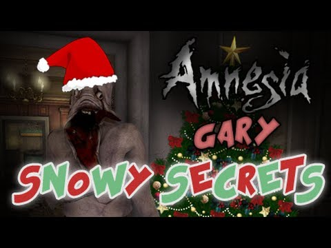Amnesia Gary Snowy Secrets - With Morfar