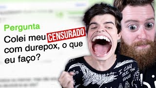 As ABSURDAS Perguntas do Yahoo // OSHI #052