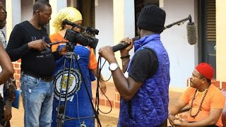 Behind The Scene Of Nollywood Movie | Free Nigerian Movies Online | New African Movies