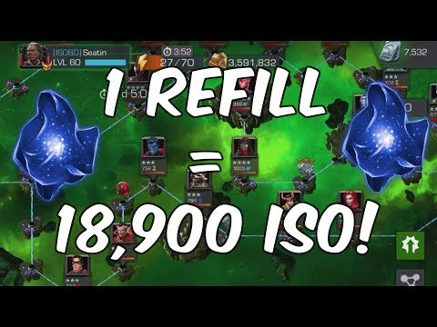 (3.23 MB) Insane ISO Farming Quick Tip! - 1 Refill = 18,900 ISO - Marvel Contest Of Champions