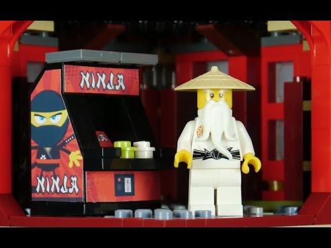 If Ninjago Ninja were Minidolls